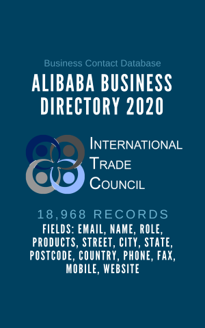 ALIBABA BUSINESS DIRECTORY 2020