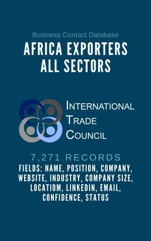 Africa Exporters All Sectors