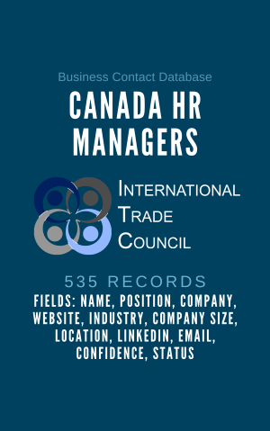 Canada HR Managers