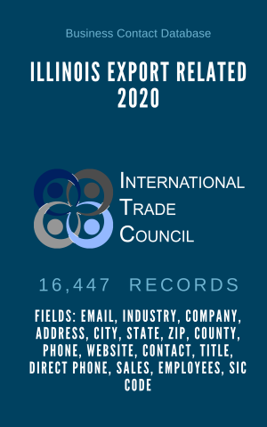 Illinois Export Related 2020