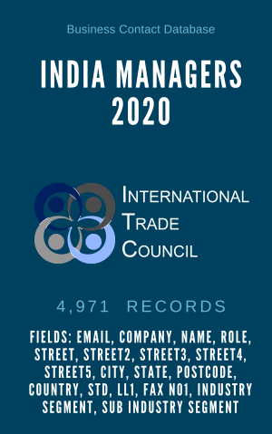 India Managers 2020