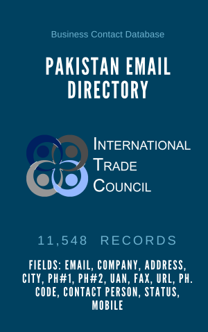 Pakistan Email Directory