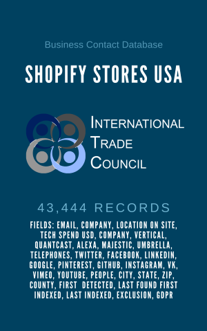Shopify Stores USA