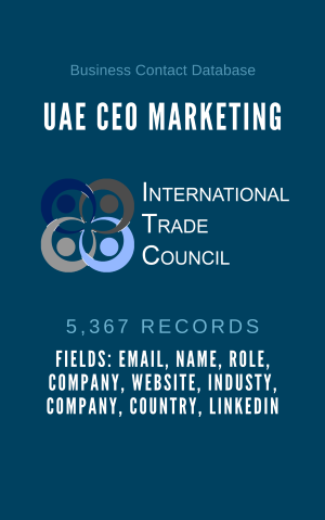 UAE CEO Marketing