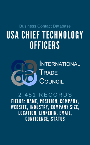 USA Chief Technology Officers
