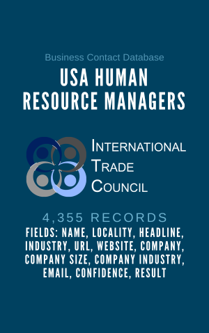 USA Human Resource Managers