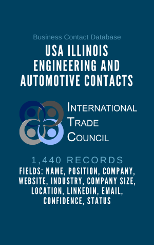 USA Illinois Engineering and Automotive Contacts