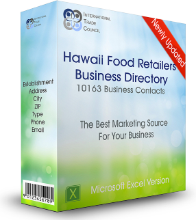 Hawaii Food Retailers Contact Directory