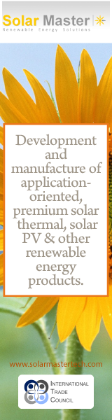 Development and manufacture of application-oriented, premium solar thermal, solar PV & other renewable energy products.