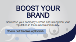 Boost Your Brand - Become a Member