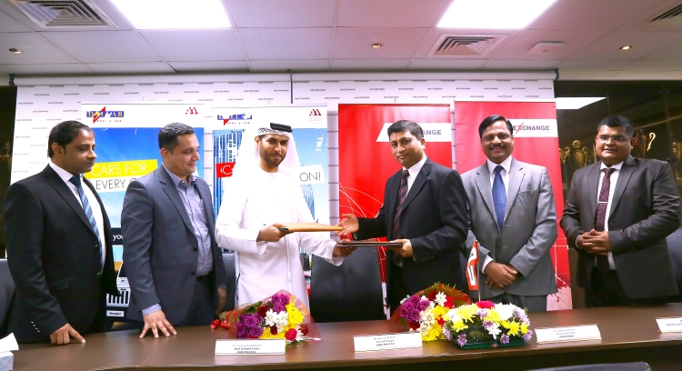 Dollar Rent A Car and UAE Exchange unveil amazing deals on vehicles