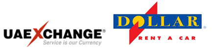 Dollar Rent A Car and UAE Exchange