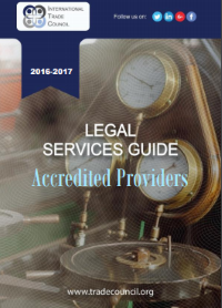 International Trade Council Accredited Lawyers & Legal Services Providers